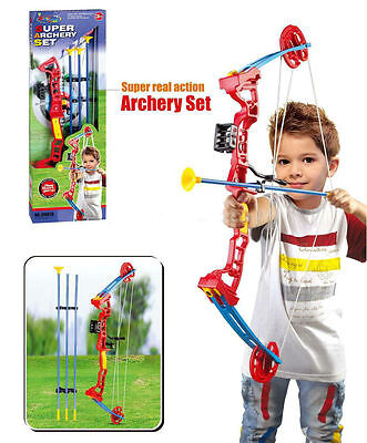 Game Set Archery Set 35881R King Sport - Free Delivery