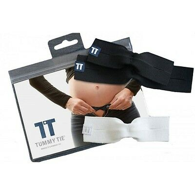 New Tummy Tie Pack of 3 Maternity Pants Extender