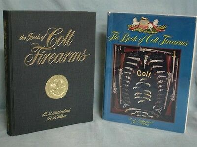 The Book of Colt Firearms