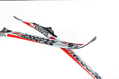 Rossignol Delta Course NIS 173cm Skate Ski with Xcelerator Bindings - NEW