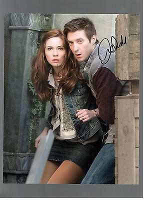 Arthur Darvill  Authentic Signed Autograph Ottawa Comiccon 2016  Doctor Who