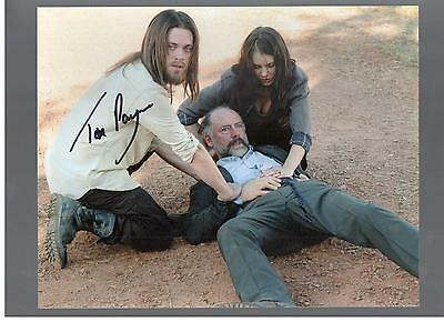 Tom Payne Authentic Signed Autograph Ottawa Comiccon 2016  The Walking Dead Amc