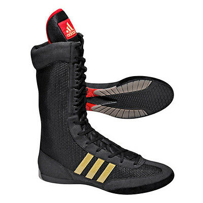 Adidas Box Champ Speed II Boxing Shoes Boots Mens