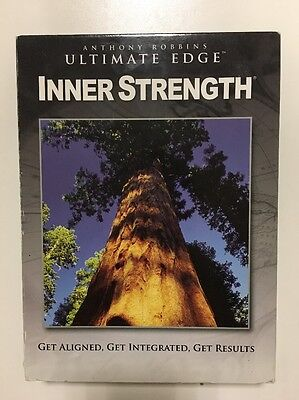 Anthony Robbins ultimate edge inner strength part one