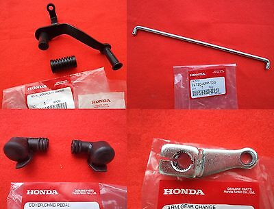 Honda CBR 125 Gear Lever & Rod & Rubber + Others 2012 2013 2014 2015 2016 2017
