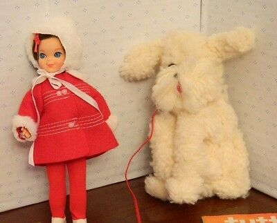 Vintage Barbie/Tutti Me and My Dog! NM !!