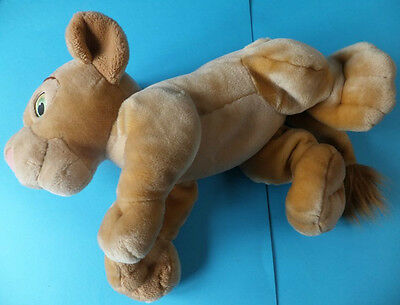 "Disney Store The Lion King Large 16"" Simba Super Plush Soft Toy"