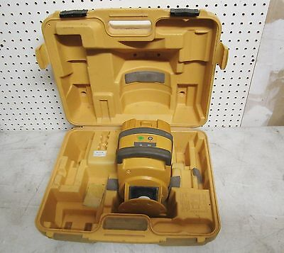 Topcon Rl Hb Self Level Leveling Rotary Laser Level Working Fully Tested Rl-Hb