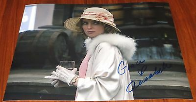 Annabelle Wallis Signed 11x14 Peaky Blinders The Mummy Exact Proof