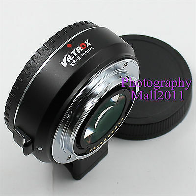 Viltrox Auto Focus Speed Booster EF-E for Canon EF Lens to Sony E-Mount Cameras