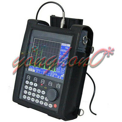 Ultrasonic Flaw Detector Defectoscope SUB140 0~25000mm DAC+AVG with Color B-Scan
