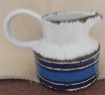 STONEHENGE MIDWINTER MOON CREAMER VINTAGE MADE IN ENGLAND  WEDGWOOD euc