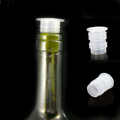 10x Environmental Thickened Type Grade Plastic Stopper Beer Wine Bottle Stoppers