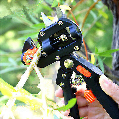 Professional Grafting Knife Fruit Tree Grafting Tools + three types blade + Bag