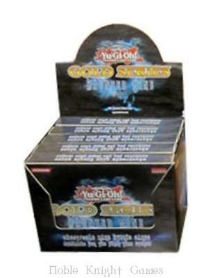 Konami YGO Deck Gold Series 5 Booster Pack Box - Haunted Mine CCG SW
