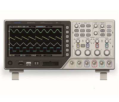 Hantek 4CH 70MHz MSO5074FG Mixed Singal Oscilloscope with 8 Channels Logic Analy