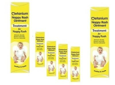 Metanium Nappy Rash Ointment 30 g  in Multi Pack