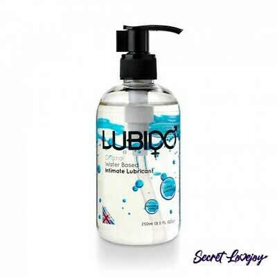 Lubido Lubricant Super Silk 250ml Water Based, Sex Aid - Free Delivery