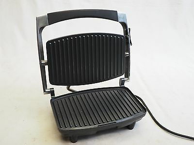 Abode 2 Slice Sandwich Grill Press Toaster With Removable Fat Tray
