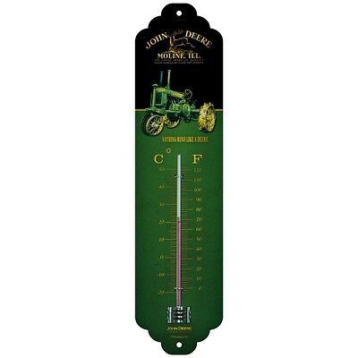 THERMOMETER - JOHN DEERE 28 x 6 cm - NEW