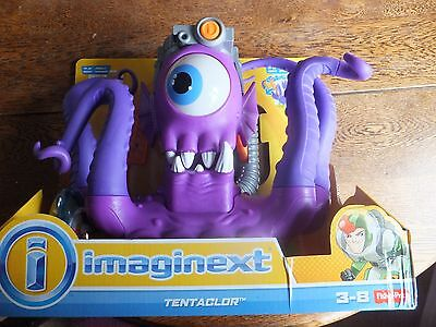 Fisher Price - Imaginext - Alien Tentaclor - Childs Toy - Suitable Ages 3-8 Yrs