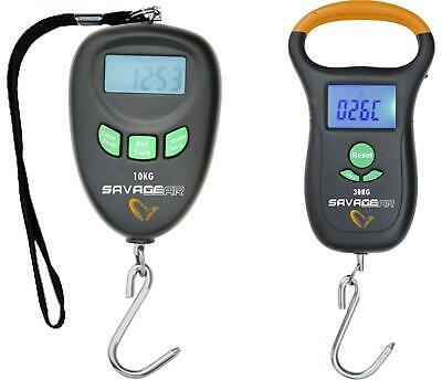 Savage Gear Digi Scales*Medium (up to 10kg)*Large (up to 30kg)*Weighing Scales