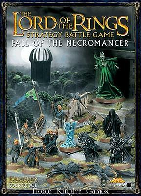 GW Lord of the Rings Fall of the Necromancer SC NM