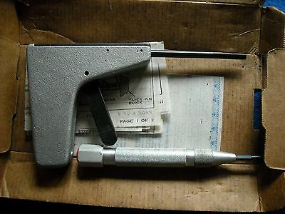 Amp Taper Pin Extraction Tool # A-Mp 53 Series Taper Pin -Nos