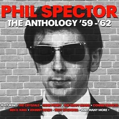 Phil Spector - The Anthology 59 - 62 (2LP Gatefold On 180g Vinyl) NEW/SEALED