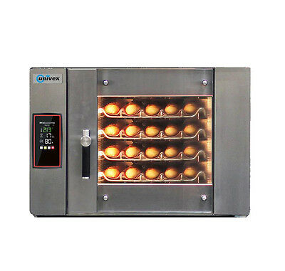 Univex ECO4000 Electric Bakery Convection Oven w/ (4) Tray Capacity 18 X 26