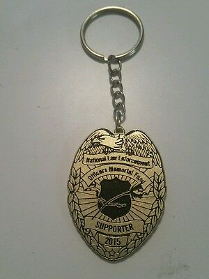 National Law enforcement officers Memorial Fund Key Chain