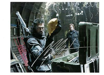 Manu Bennett Authentic Signed Autograph Montreal Comiccon 2016 Arrow Lotr