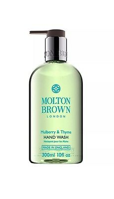 Molton Brown Mulberry And Thyme Hand Wash 300ml Brand New