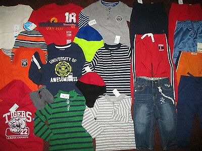 NWT'S Boys Size 2T  Lot of Winter CLOTHES & OUTFITS Old Navy TCP Oshkosh