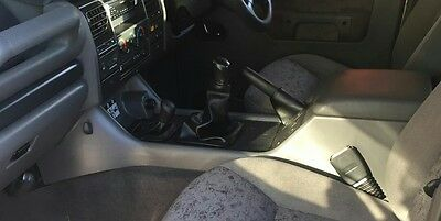 LAND ROVER DISCOVERY TD5 manual gearbox