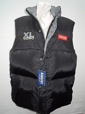 "100% Genuine 2001 U2 Elevation Crew Tour Jacket Body Warmer/puffa  50"" Chest"