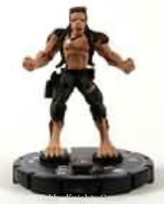 HorrorClix Base Set Dog Soldier #002 - Experienced NM