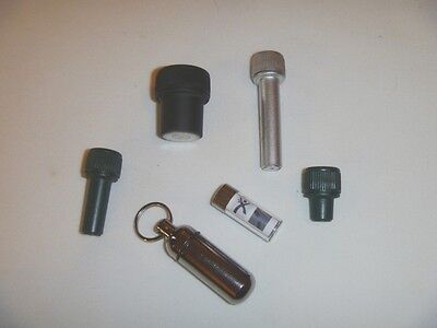 Micro Madness 6 Pack Caches With Logs Geocaching Geocache Containers