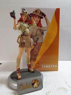 DC Collectibles BOMBSHELLS CHEETAH Statue LIMITED 2232/5200 Wonder Woman SEXY