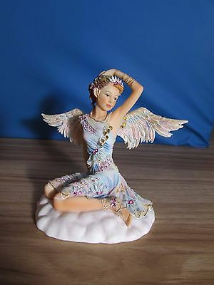 Christine Haworth Faerie Poppets 'angel Of The New Dawn' Leonardo Collection