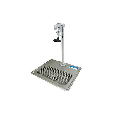 "Bk Resources 12-11/16""w Stainless Steel Glass Filler Water Station Sink - Bk-Ws-"