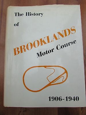 The History of Brooklands Motor Course 1906-1940 - William Boddy - E-Type/Spyker