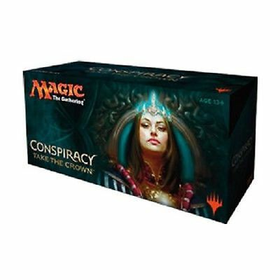 MTG Conspiracy 2: Take the Crown Booster Box Factory Sealed