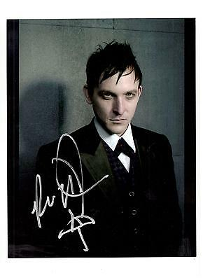 Robin Lord Taylor Authentic Signed Autograph Montreal Comiccon 2016 Gotham Twd