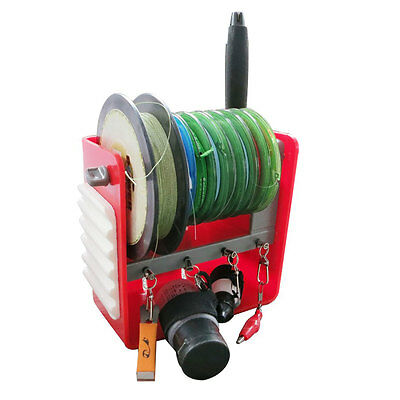 Rising Fly Fishing Rigging Station for Tippet Leaders Floatant and Flies