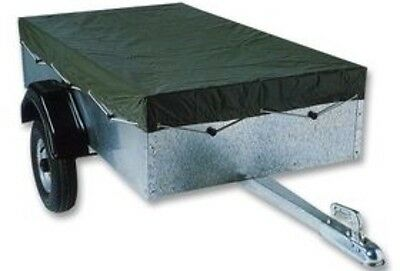 Maypole Universal 6ft x 4ft Leathercloth Trailer Flat Cover - MP929