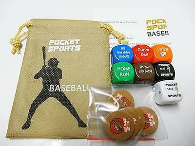 Baseball Pocket Sports Game