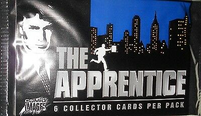 "The Apprentice DONALD TRUMP Trading Card Pack ""Possible Autographs"" Comic Images"