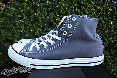 5465bcc96a4e CONVERSE CHUCK TAYLOR All Star Ct As Hi Shark Skin 155568F Sz 7 ...