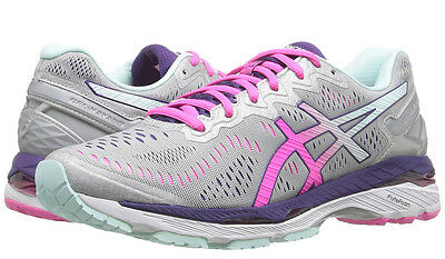 Women's Asics Gel Kayano 23 Wide Width D Running/Training Shoes---New in Box----